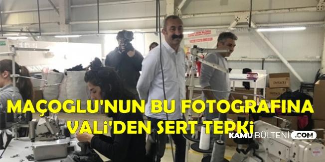 Komünist Başkan Maçoğlu'nun O Paylaşımına Vali'den Sert Tepki