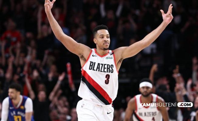 NBA'da Bir İlk: 4 Uzatma Sonrası Portland Denver'i Yendi