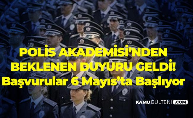 Polis Akademisi'nden Başpolis Memurları ve Kıdemli Başpolis Memurlarına Yönelik İlk Derece Amirlik Eğitimi Sınav Duyurusu