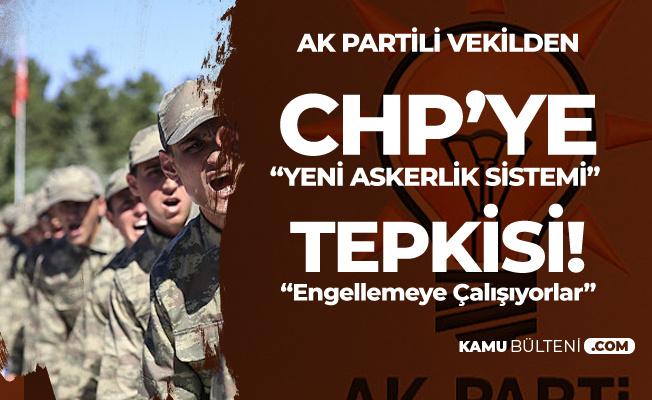 Yeni Askerlik Sistemi TBMM'de Görüşülemedi! AK Partili Vekilden Açıklama