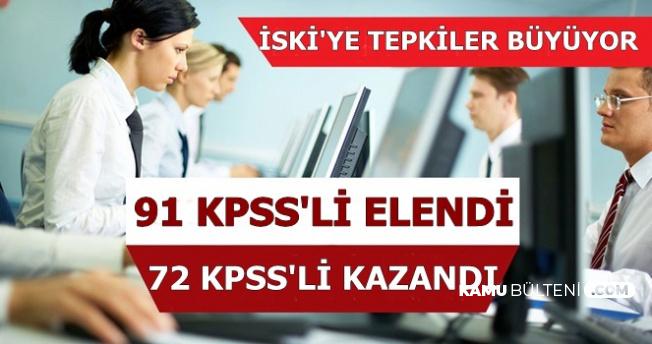 91 KPSS'li Aday Elendi-72 KPSS'li Kazandı