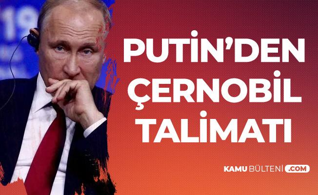 Çernobil Dizisi Rusya'da Tepkiye Neden Oldu! Putin'den Talimat: Biz Çekelim