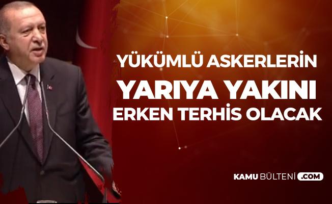 Cumhurbaşkanı Erdoğan'dan 'Yeni Askerlik Sistemi Açıklamaları'
