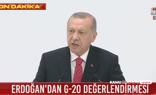 Cumhurbaşkanı Erdoğan G20'de Açıkladı: S-400'lerle İlgili Yaptırım Olacak mı?