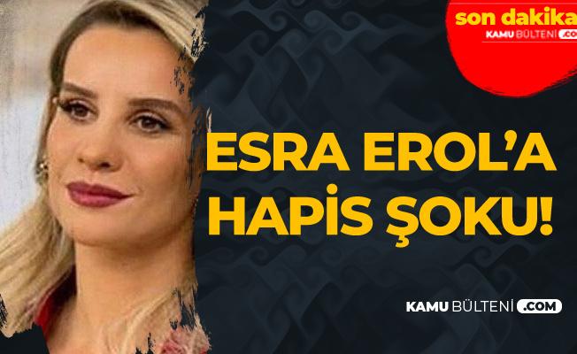 Esra Erol Hakkında 5 Yıl Hapis Cezası İstemiyle Dava Açıldı
