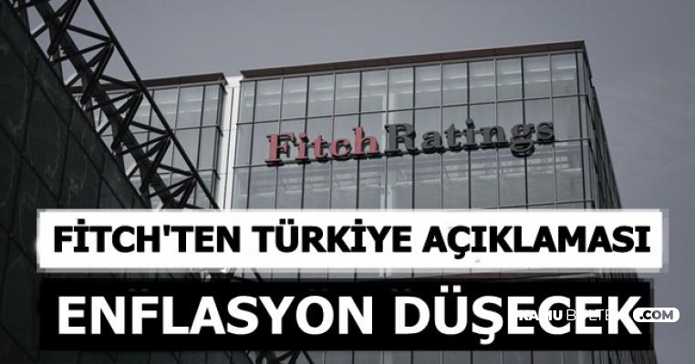 Fitch'ten Türkiye Enflasyonu Açıklaması: Önümüzdeki Aylarda..