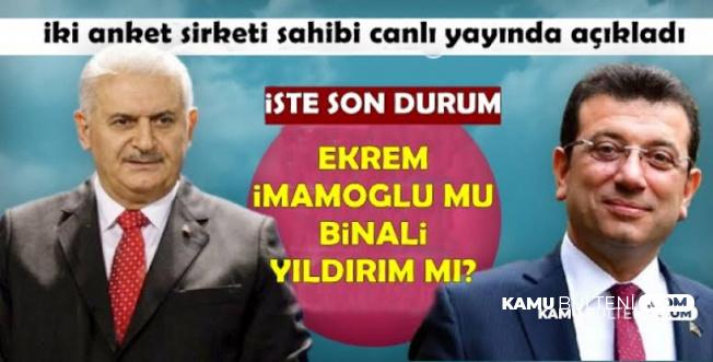 İstanbul 23 Haziran Seçim Anketi Sonucu Açıklandı