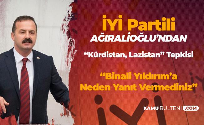 İYİ Partili Yavuz Ağıralioğlu'ndan Süleyman Soylu'ya : Bu Cümleyi Ekrem İmamoğlu Kurmuş Olsaydı...