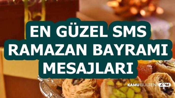 Kısa ve anlamlı SMS Ramazan Bayramı Mesajları 2019