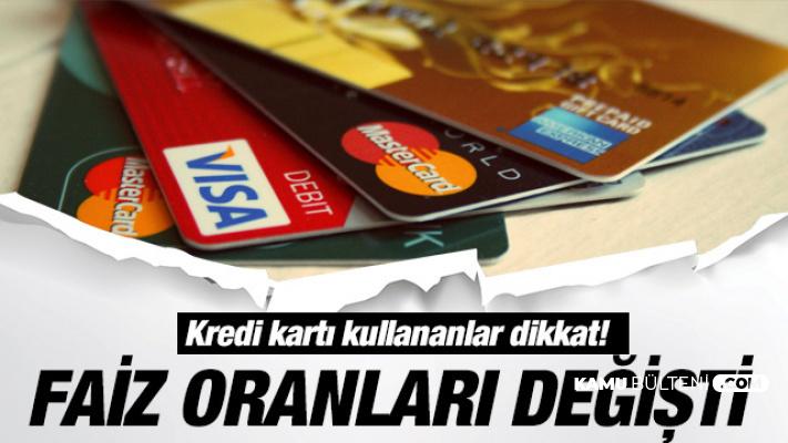 Kredi Kartı Kullananlara İyi Haber: Resmi Gazete'de Yayımlandı