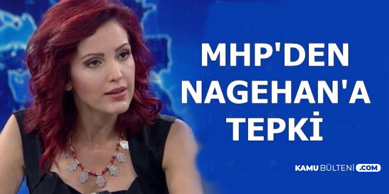 MHP'li Feti Yıldız'dan Nagehan Alçı'ya Tepki