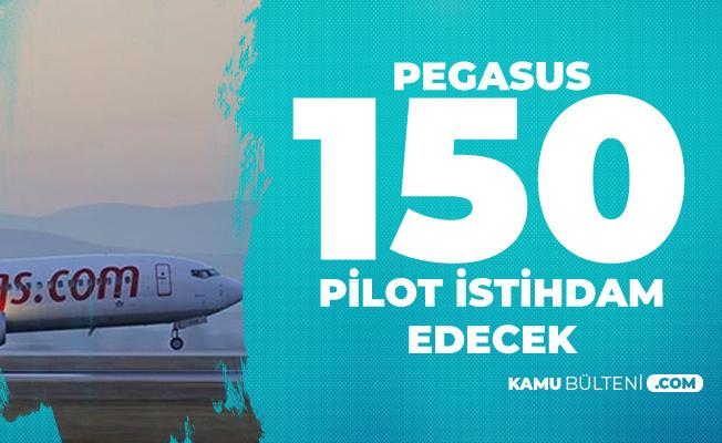 Pegasus 150 Pilot İstihdam Edecek
