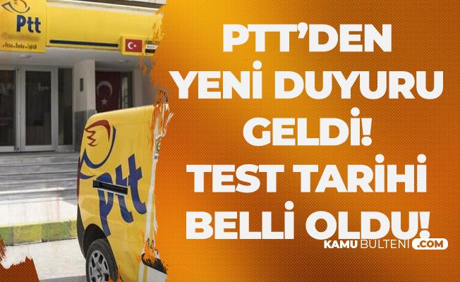 PTT'den Personel Alımı Duyurusu Geldi! Psikometri Testi 29 Haziran'da Ankara'da