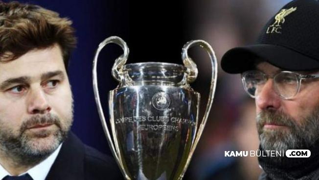 Şampiyonlar Ligi Finali Tottenham Liverpool Maç Saati ve Kanalı (İddaa Oranı-Tahmini)