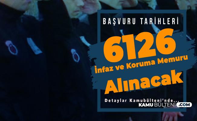 Adalet Bakanlığı CTE 6126 İnfaz Koruma Memuru Alımına Adayların Yoğun İlgisi Sürüyor