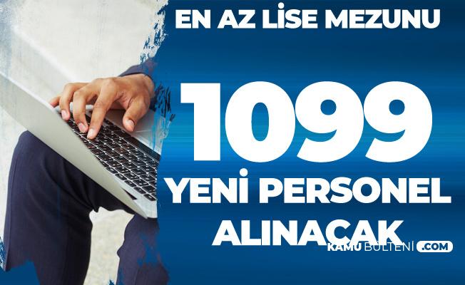Adalet Bakanlığı'na 1099 Sözleşmeli İcra Katibi Alımı Yapılacak! İcra Katibi Alımı Başvuru Şartları ve Tarihleri