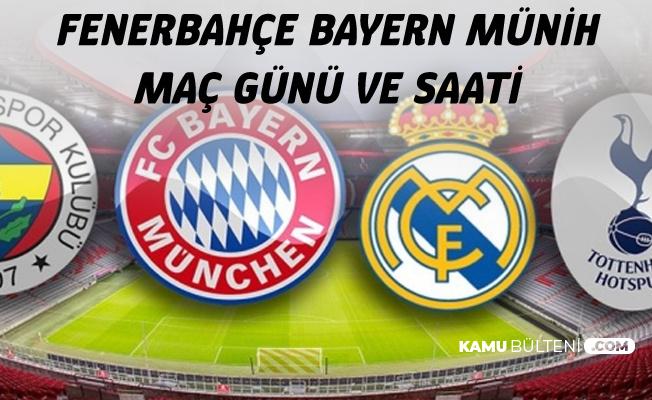 Audi Cup Heyecanı Başlıyor! Fenerbahçe'nin Rakibi Bayern Münih