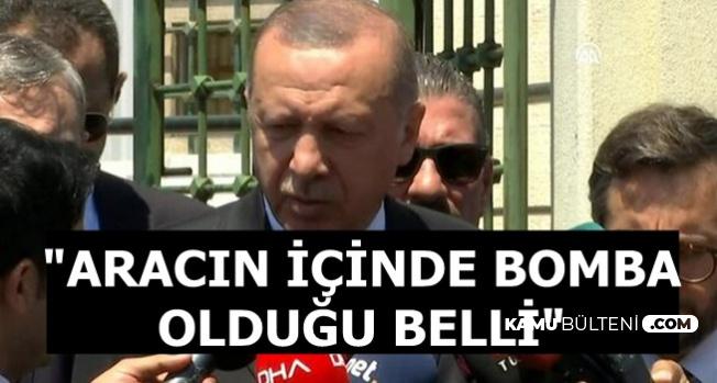 Cumhurbaşkanı Erdoğan'dan Reyhanlı Patlaması Açıklaması Geldi
