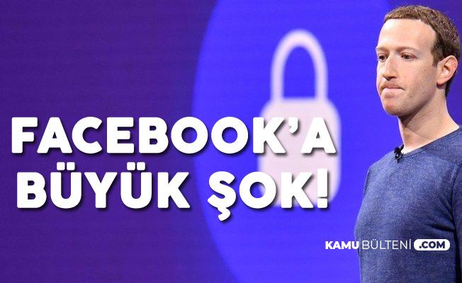 Facebook'a Büyük Şok ! Alacağı Ceza Belli Oldu