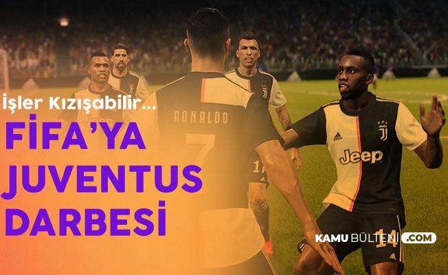 Fifa 20'de Juventus'un Eksikliği Oyuncuların Moralini Bozdu!