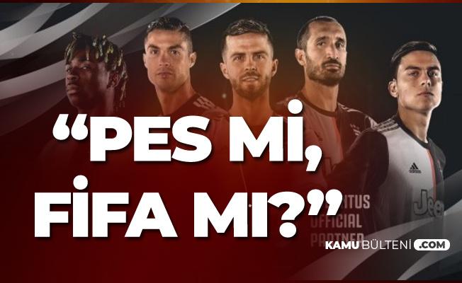 Fifa'ya Tarihi Darbe! Fifa 20'de Juventus Yok, Çünkü...