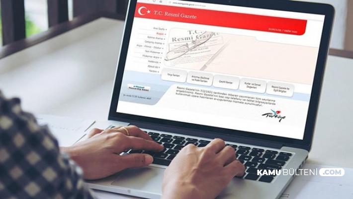 HSK Hakim ve Cumhuriyet Savcı Adayları Atama Kararları 3 Temmuz Resmi Gazete'de