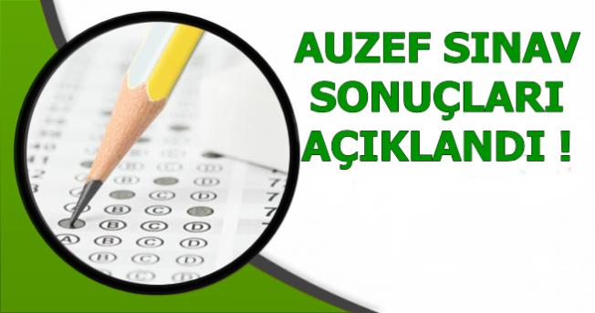 İstanbul Üniversitesi 6-7 Temmuz AUZEF Sınav Sonuçları Açıklandı