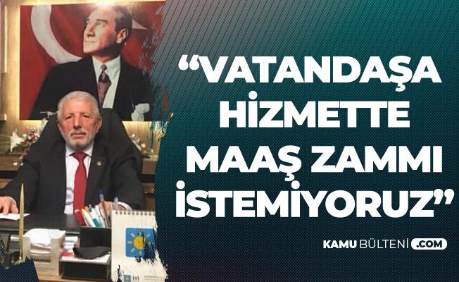 İYİ Parti Sincan İlçe Başkanı: Halkımızdan Özür Diliyorum