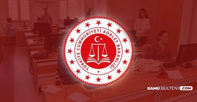Kahramanmaraş ve İzmir Adliyesi Adalet-CTE Başvuru Sonuç Sayfası (İKM-Katip-Mübaşir)