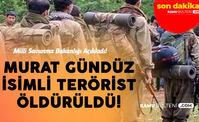Kandil'deki Operasyonda Bölücü Terörist Murat Gündüz Öldürüldü