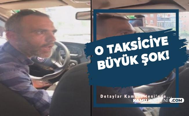 Kısa Mesafe Diye Yolcusunu İndirmeye Çalışan Taksiciyle İlgili Karar Verildi