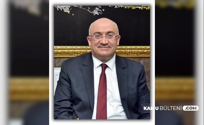 Manisa Celal Bayar Üniversitesi Rektörü Prof. Dr. Ahmet Ataç Kimdir, Nerelidir?