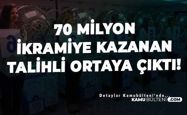 Milli Piyango Büyük İkramiyesiyle 70 Milyon Lira Kazanan Talihli Gurbetçi Çıktı