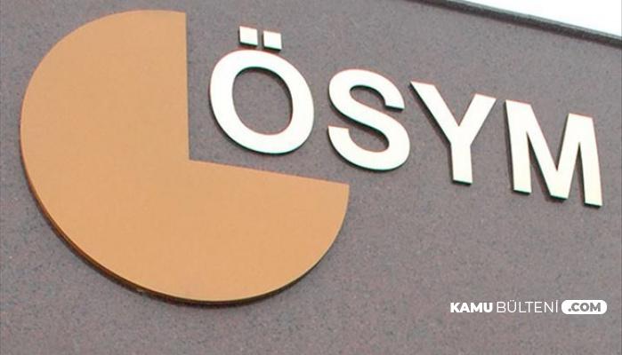 ÖSYM e-YDS İngilizce-Arapça-Rusça Sınav Giriş Yerlerini Açıkladı