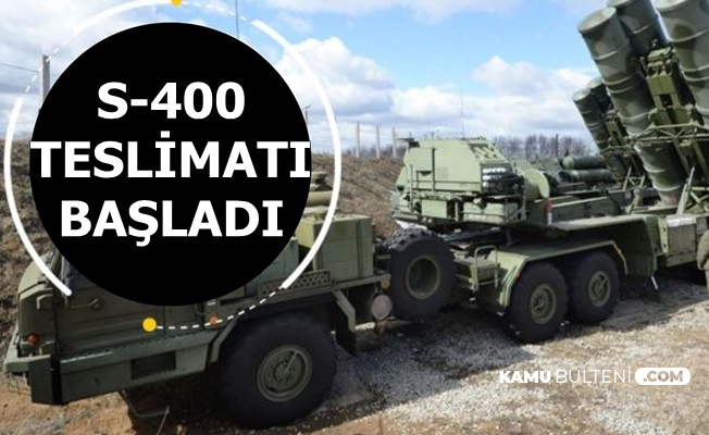 S-400 Teslimatı Başladı (S-400 Nedir, Menzili Ne Kadar, Hangi İllere Kurulacak?)