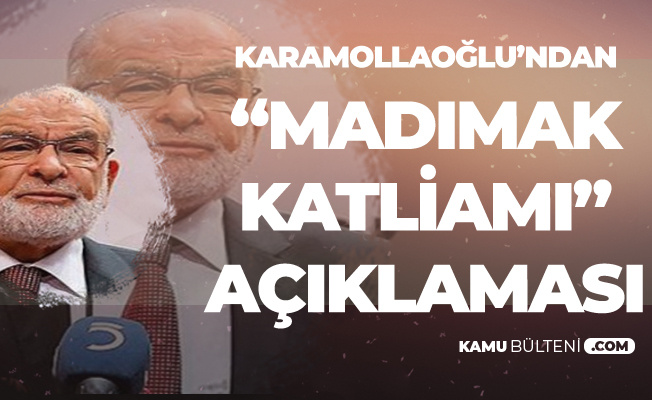 Temel Karamollaoğlu'ndan 'Madımak Katliamı' Açıklaması