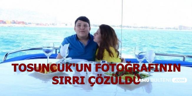 Tosuncuk Mehmet Aydın'ın Fotoğrafının Sırrı Çözüldü