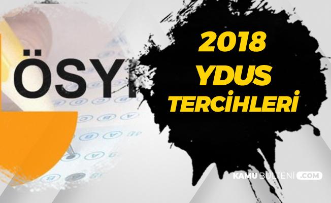 YDUS Tercih İşlemleri 11 Temmuz'da Sona Erecek