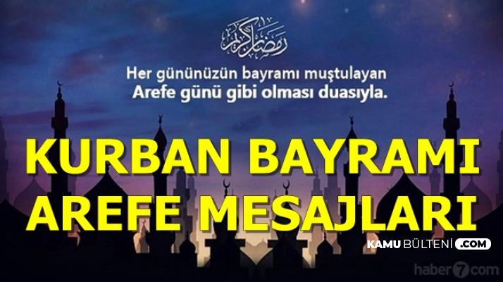 2019 Kurban Bayramı Arefe Mesajları Resimli ve SMS