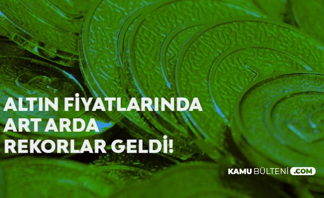 Ay Başında Altın Yatırımı Yapanların Yüzü Gülüyor - Güncel Altın Fiyatları (Çeyrek Altın, Gram Altın, 22 Ayar Bilezik Fiyatı)