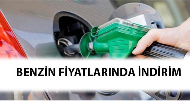 Benzinin Litre fiyatında 28 Kuruş İndirime Gidildi