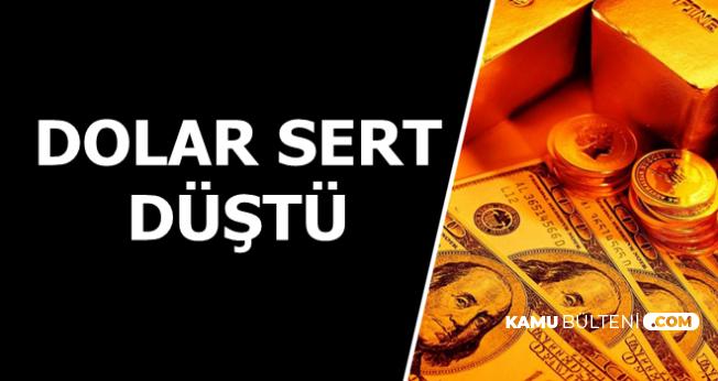 Dolar ve Euro Kuru Kritik Seviyeye Düştü-İşte 7 Ağustos Güncel Döviz Kuru