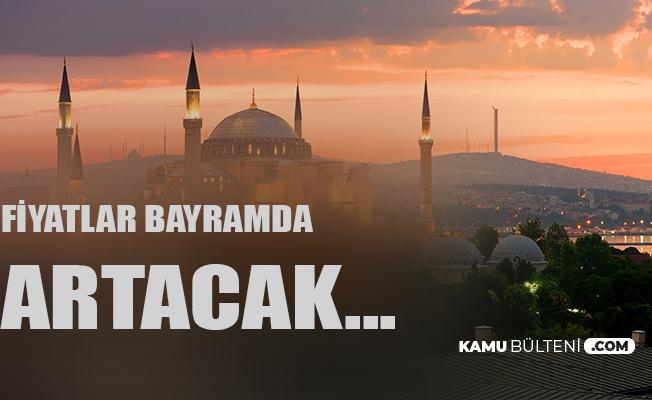 İstanbul'a Gidecekler Dikkat! Kurban Bayramında Otel Fiyatlarında Artış Görülecek