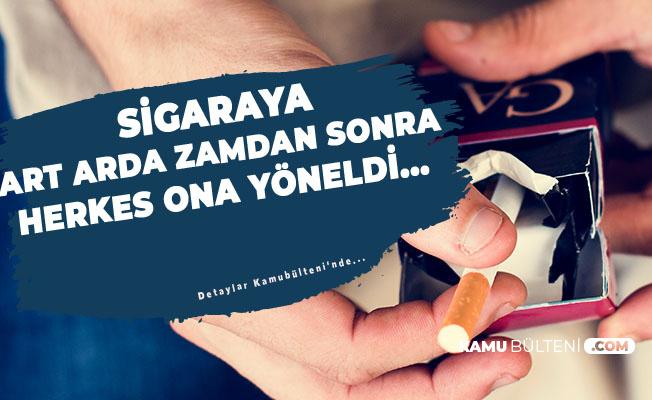 Sigara Fiyatlarına Yapılan Zamların Ardından Tütün ve Kaçak Sigara Uyarısı