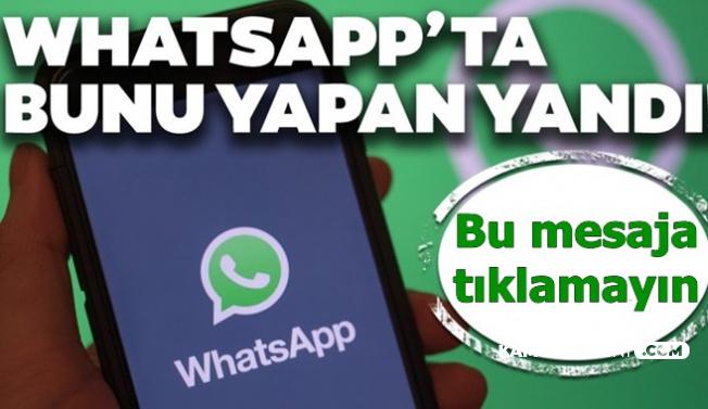WhatsApp Kullanıcıları Dikkat: Bu Yeni Dolandırıcılık Tuzağına Düşmeyin