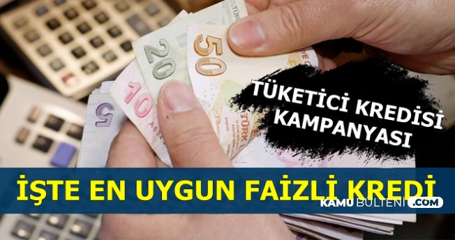 Ziraat Tüketici Kredisi Kampanyası Başladı: 100 Bin TL'ye Kadar 60 Ay Vadeli Kredi