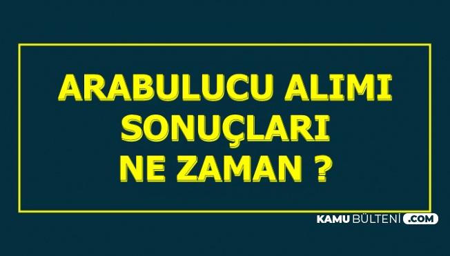 2019 Arabulucu Alımı Sonuç Açıklama ve Sınav Tarihi