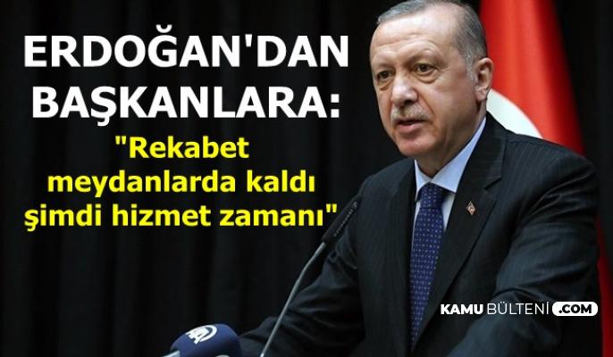 Beştepe'deki Toplantı Başladı-Erdoğan'dan İlk Açıklama Geldi