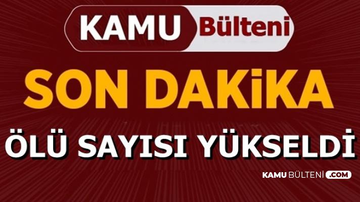 Bitlis'ten Son Dakika Haberi: Feci Kazada Ölü Sayısı Yükseldi-İşte Görüntüler