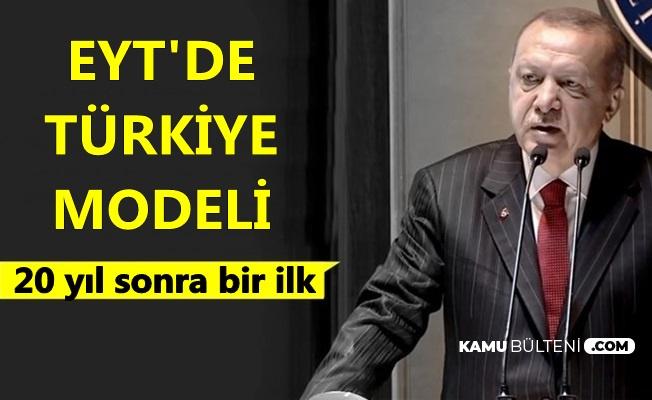 EYT'de 20 Yıl Sonra Bir İlk: Türkiye Modeli Geliyor